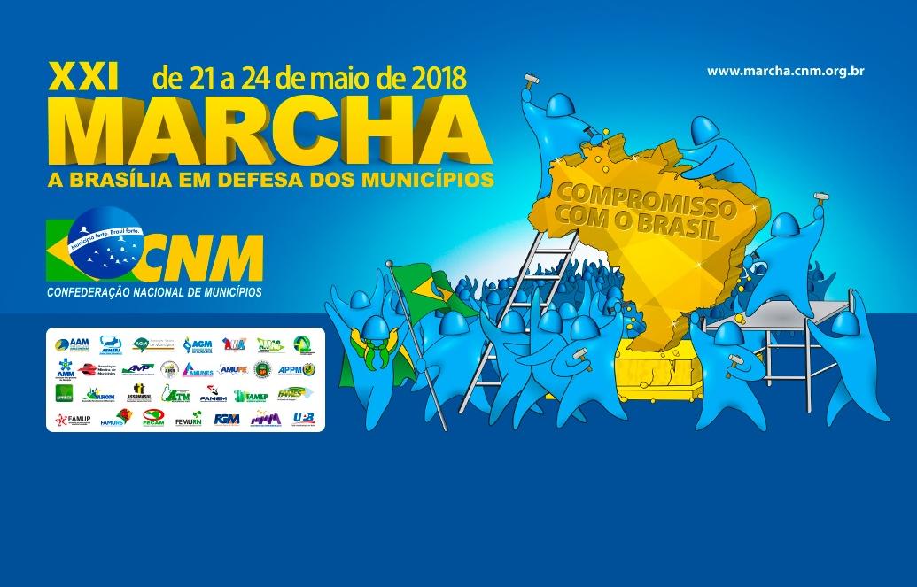 CONVOCAÇÃO PARA A XXI MARCHA A BRASÍLIA