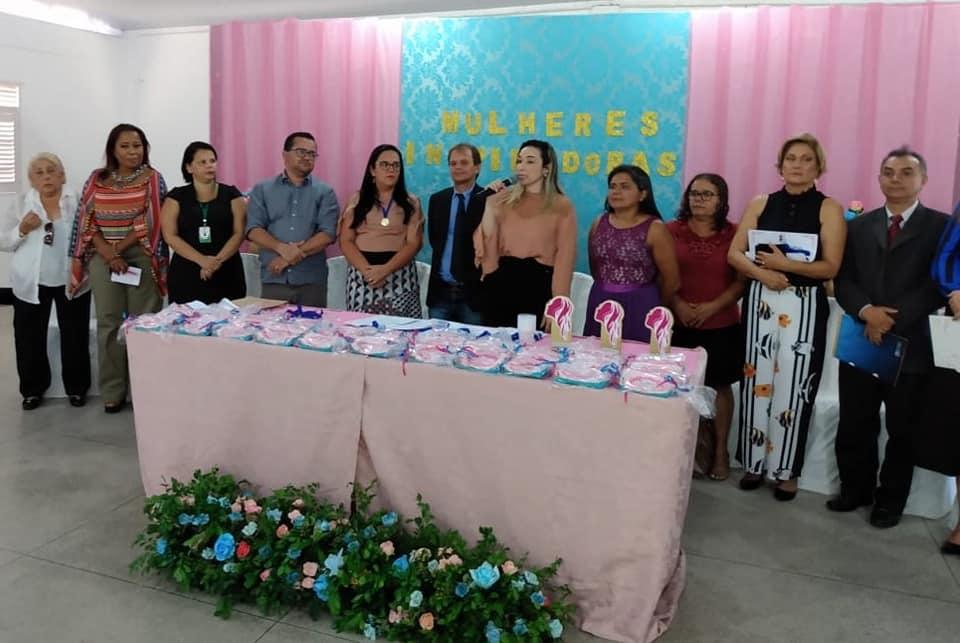 Confira como foi a sessão solene em homenagem ao Dia Internacional da Mulher