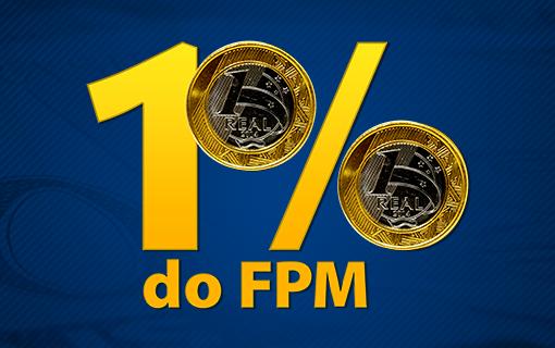CNM divulga estimativas do adicional de 1% do FPM de julho e dezembro