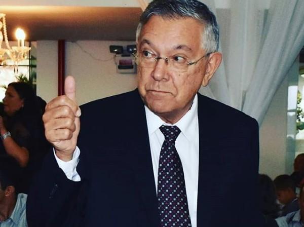 Presidente emite nota de pesar pelo falecimento do prefeito de Guarabira e ex-deputado estadual Zenóbio Toscano