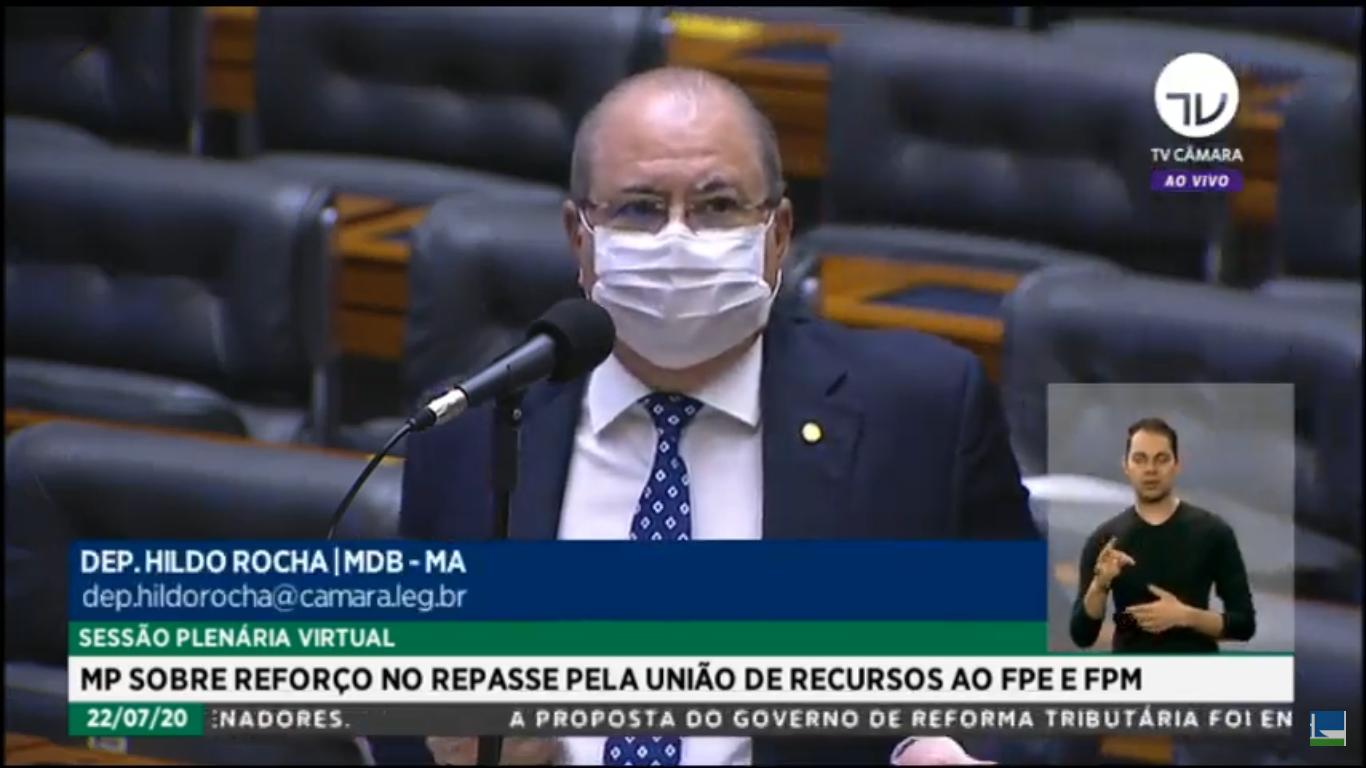 Deputados aprovam extensão da recomposição do FPM; MP será analisada no Senado