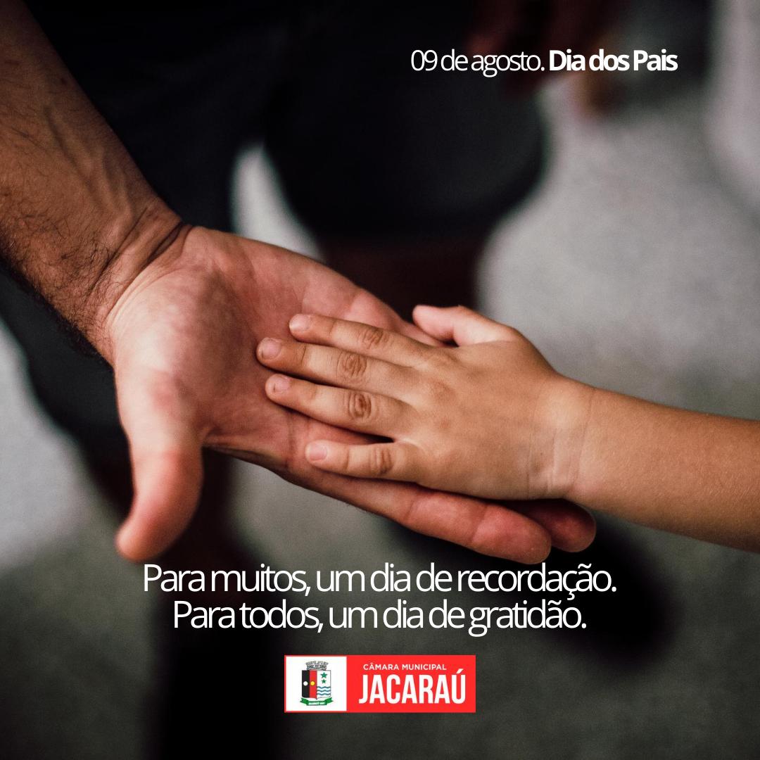 HOMENAGEM: Dia dos Pais