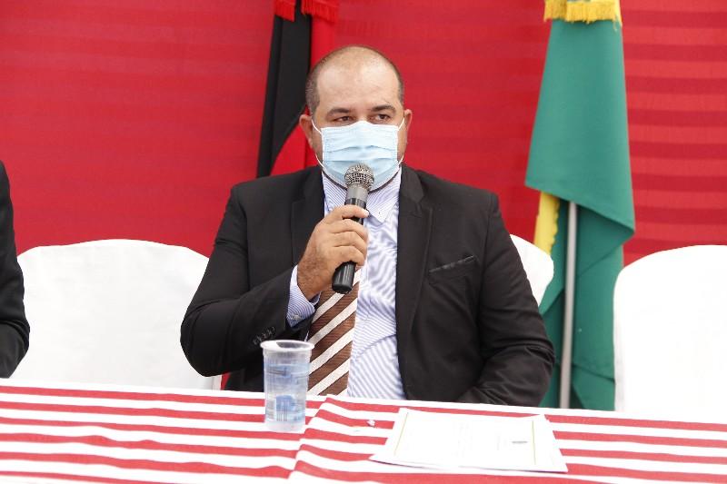 Sérgio Carvalho é eleito presidente da Câmara de Jacaraú para o biênio 2021/2022